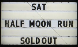 Half Moon Sold Out